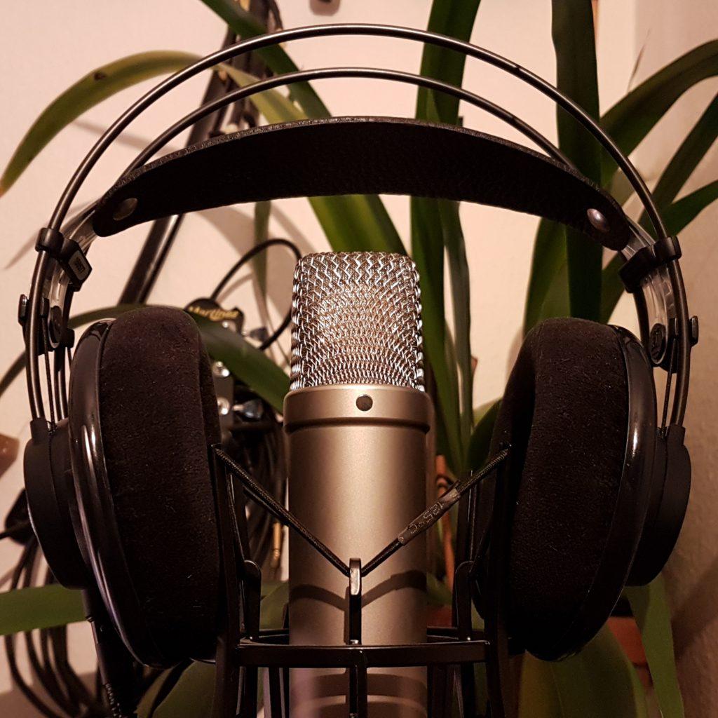 Wandelpunkt Podcast Gear